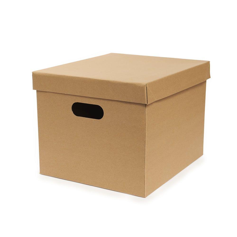 მუყაოს საარქივო ყუთი 39.5x33.5x29 სმ.