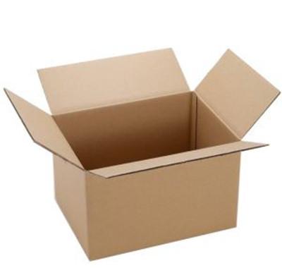 გოფრირებული მუყაოს 3 ფენიანი ყუთი (საშუალო)