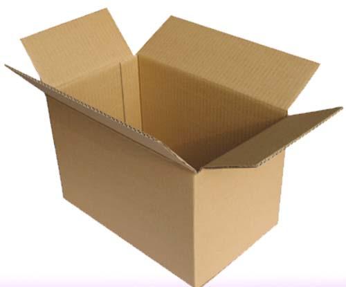 კრაფტის გოფრირებული მუყაოს 5 ფენიანი ყუთი (პატარა)