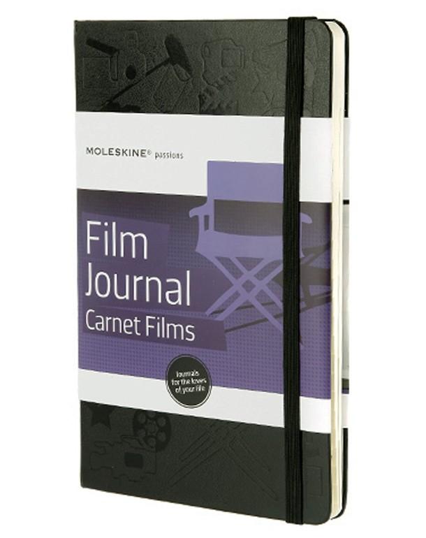 წიგნაკი Moleskine Passion: Film (კინომოყვარულთათვის) A5