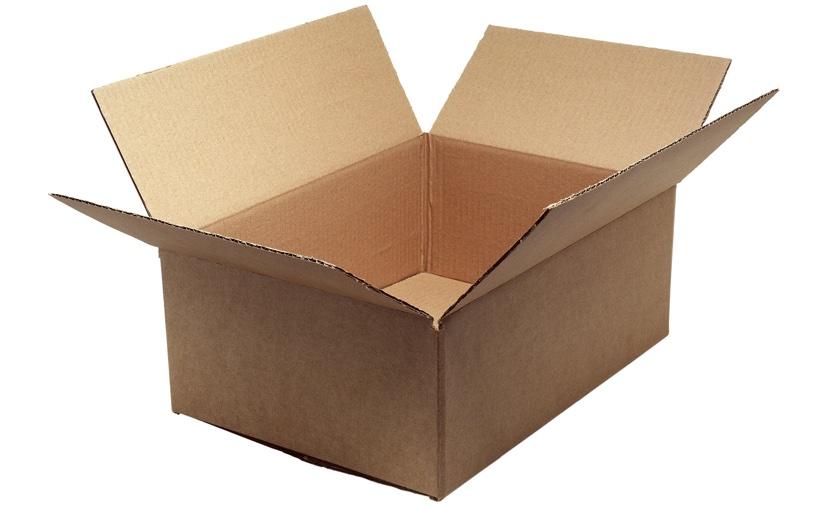 კრაფტის გოფრირებული მუყაოს 5 ფენიანი ყუთი (დიდი)