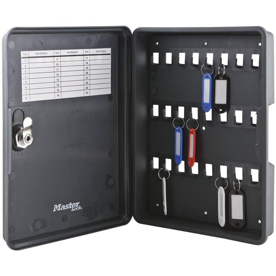 გასაღებების შემნახველი ყუთი  Master Lock 7103EURD