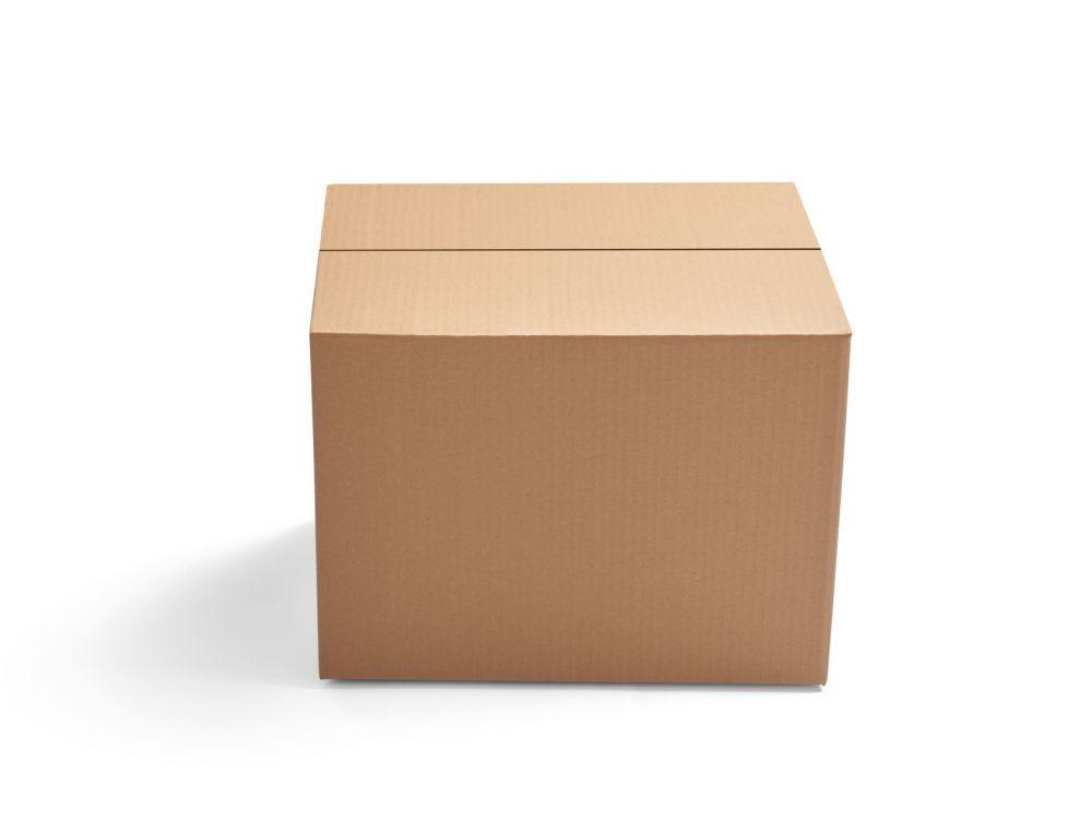 საშუალო ზომის ყუთი 40x34x34 სმ.
