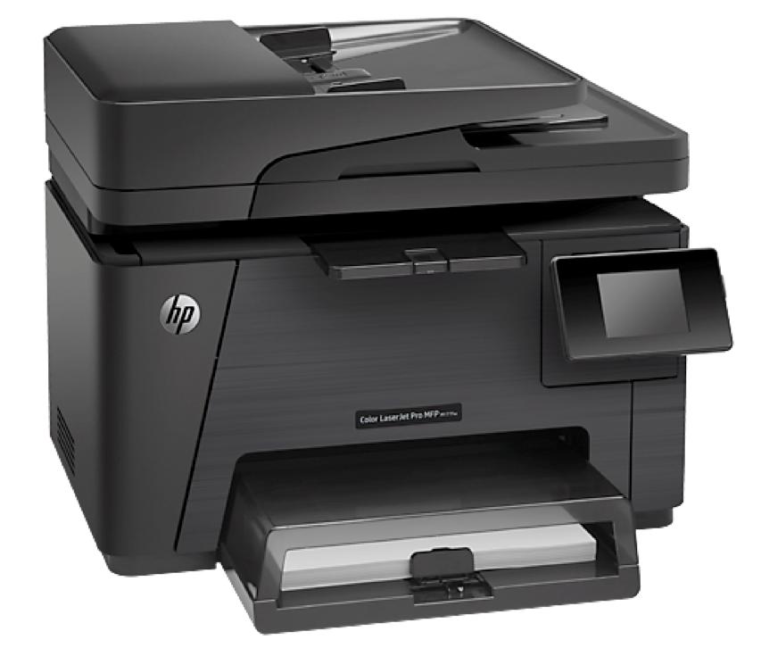 HP LaserJet Pro M127fw ბეჭდვა, კოპირება, სკანირება, ფაქსი