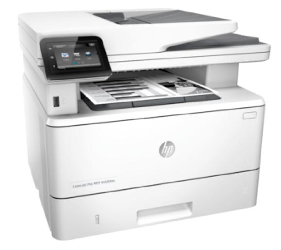 HP LaserJet Pro MFP M426fdn ბეჭდვა, კოპირება, სკანირება, ფაქსი
