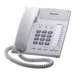 ტელეფონი Panasonic SP-Phone KX-TS2382UAW