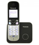ტელეფონი Panasonic  KX-TG6811RUB HS SP-phone,  European CID